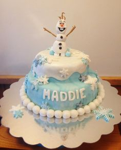 Where There is Love, There is Life: The Cake Files: Frozen
