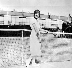 6405cb390b4c Moda ed emancipazione femminile - Vogue.it 1920  TuscanyAgriturismoGiratola  Sport Tennis