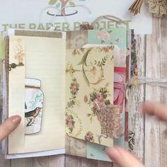 Handmade #travelersnotebook insert junk journal style. It is on its way to its new home.  .  .  .  .  #handmadejournal #handmade #junkjournals #junkjournal #tninsert #midoritravelersnotebook #makersgonnamake #mixedmediajournal #mixedmedia #collage #smallbiz #giftideas #ooak #crafts #diy #paper #scrapbooking #scrapbook