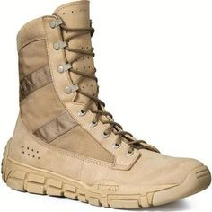 3725416e0117d5 Rocky C4Trainer Lightweight Desert Tan. Military ShoesMilitary ...