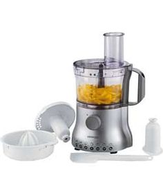 Kenwood FP225 Compact Food Processor - Silver. HALF PRICE!