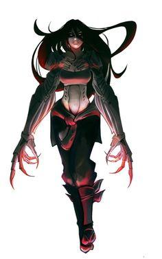 Shadowrun: Glory by mgahn.deviantart.com on @DeviantArt  http://mgahn.artstation.com