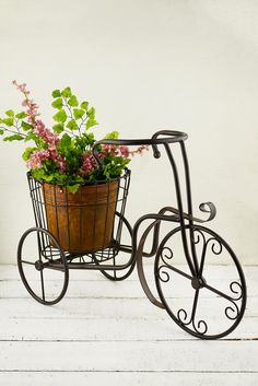 Tricycle Planter 20in - $24.99