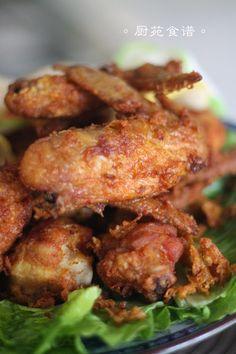 厨苑食谱: 厨苑~鸡类 Chicken