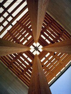 Japanese Pavilion for Seville (Spain) Expo 1992 | Tadao Ando