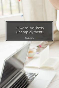 How to Address #Unemployment www.levo.com