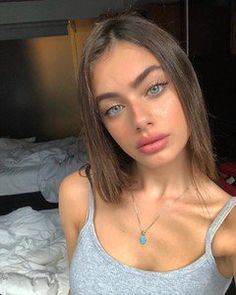 10 Ultimate Summer Makeup Trends That Are Hotter Than The Summer Days Most Beautiful Faces, Gorgeous Eyes, Pretty Eyes, Beautiful Women, Tumbrl Girls, Beauty Makeup, Hair Beauty, Corte Y Color, Natural Makeup Looks
