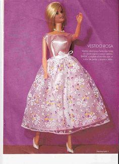 ARTESANATO COM QUIANE - Paps,Moldes,E.V.A,Feltro,Costuras,Fofuchas 3D: Moldes de roupas para Barbie