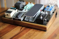 """GroundSwell """"Shortboard"""" Pedalboard- 17x13 (Made-To-Order) 