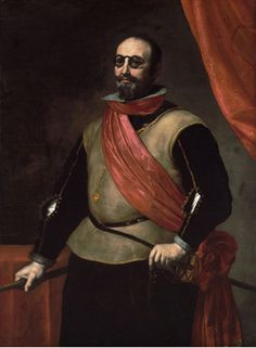 Jusepe de Ribera -   Portrait of a Knight of Santiago (ca. 1635)