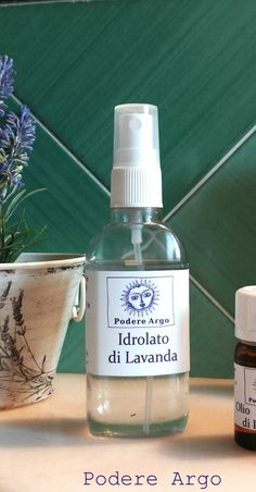 Lavender hydrolate by PodereArgo on Etsy