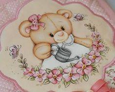 Teddy Bear, Toys, Disney, Painting, Animals, Bear Paintings, Angel Paintings, Girl Paintings, Kids Coloring