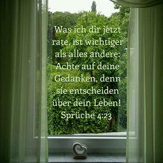 Sprüche 4,23