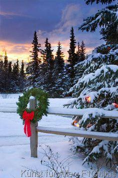 Weihnachten,, Ende, Schiene, Spaltung