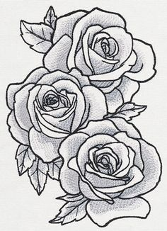 Rosas Para Colorear Bonitas Dibujos De Flores Bonitas Para Pintar
