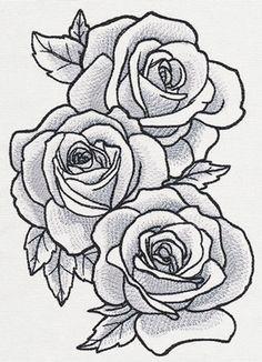 Diseños De Rosas Para Tatuar En El Brazo Para Mujeres Tatuajes