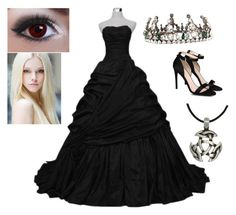 """""""Evil queen"""" by s-j-r2003 ❤ liked on Polyvore featuring STELLA McCARTNEY and Carolina Glamour Collection"""