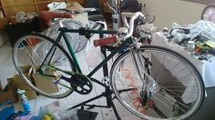 皮帶式.Fixed Gear Fixed Gear Bike, Taiwan, Gears, Bicycle, Vehicles, Bike, Gear Train, Bicycle Kick, Bicycles