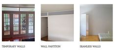 Temporary Wall Company NYC – We are one of the leading companies in the field of temporary walls in New York City.