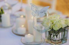Romantic wedding in
