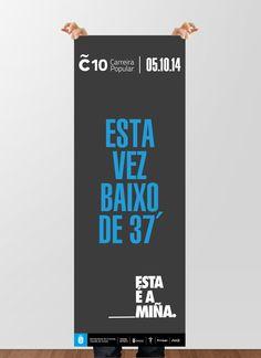 Banderolas C10 2014 #design #creatividad #Branding