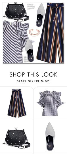 """""""#26"""" by aida-nurkovic ❤ liked on Polyvore featuring MSGM"""