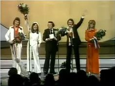 Brotherhood of Man, winner of the Eurovision Song Contest 1976 with co-composer Tony Hiller