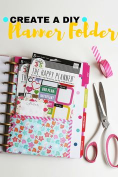 I always have a handful of random papers I want to keep with my planner: Receipts, lists jotted down on scrap paper, a sheet of stickers, and the list could go on. I usually stick these misc…