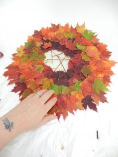 Overlappen de bladeren om voor shrikage