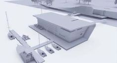 3D view of Ullswater Yacht Club