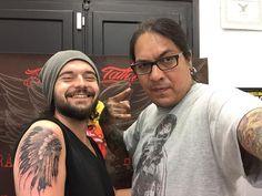 Grande Tony!!! https://www.facebook.com/tonyicariatattoo DEMIAN Tattoo!