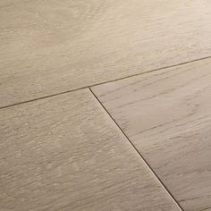 Raglan White Smoked Oak engineered oak flooring features a salient blend of whitened natural boards and white grains for a contemporary feel. Get a sample.