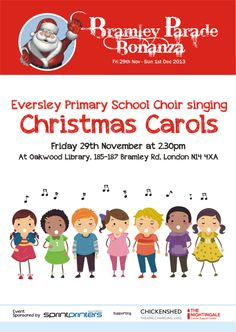 Bramley Support Center, Cancer Support, Nightingale, Christmas Carol, Primary School, Choir, Theatre, Singing, Family Guy