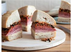 Monster Muffaletta. 50+No-Cook+Dinners+For+Busy+Weeknights