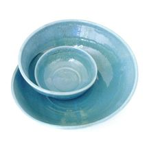 Functional Handmade Pottery by AbbyTPottery - Beautiful Piece, very unique yet functional!