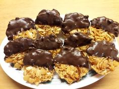 Sweets Recipes, Desserts, Greek Sweets, Almond Cookies, Small Cake, Greek Recipes, Tray Bakes, Biscuits, Cereal