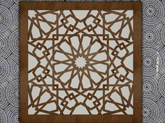 free cad drawing of arabic pattern - Google Search