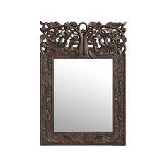 Oakland Rectangle Oversized Wall Mirror