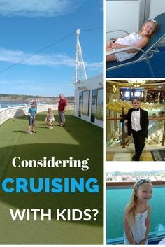 Cruising with Kids on the Emerald Princess