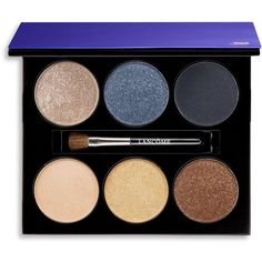 Lancôme Summer Collection: French Riviera Color Design 6 Pan Palette found on Polyvore