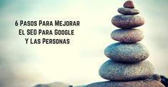 ¡ 6 Pasos Para Mejorar El SEO Para Google Y Las Personas ! http://josemanuelsa.ibi3g.com/PIPB53 ¿Qué pasos puedes dar hoy para conseguir más visualizaciones en tu blog? Cada vez más Google está interesado sólo en buen contenido, y el SEO ya no funciona de la misma forma que hace unos años. Ya no tiene sentido rellenar el artículo con palabras clave y actualmente un buen blogguer se concentra en 3 cosas.... #seo #google #persona #blog #contenido #josemsanchezonline #marketing #internet…