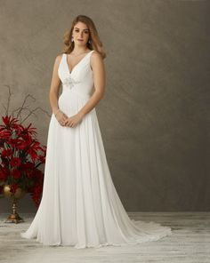 Love by Bonny Bridal Gown Style - 6524