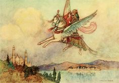 Warwick Goble-illustration.