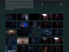 MTV is challenging fans of supernatural drama 'Teen Wolf' to unlock a trailer for season three by completing a GIF puzzle. The show returns Jan. 6.