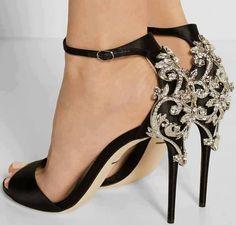 Gorgeous stilettos