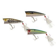 Silver Auction 0041 Spoonbill Rebel Fishing Lure