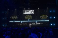 A perfect snapshot of when all the new 'Star Wars' movies are coming out