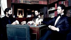 Beards, Brooding and Brioni