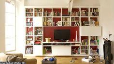 Où mettre la télévision dans le salon ?