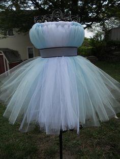 Alice in Wonderland Dress. $42.00, via Etsy.